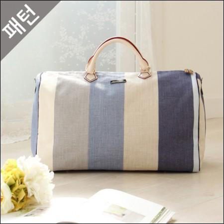 图案 - 道具)包手提旅行包[P829]