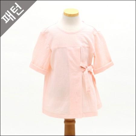 图案 - 儿童)儿童连衣裙[P547]