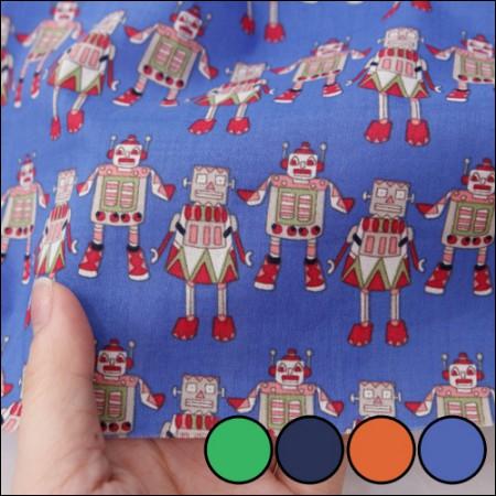 机器人朋友(4种)