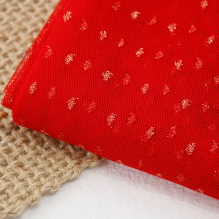 广泛 - 跨度网格)吝啬的红色