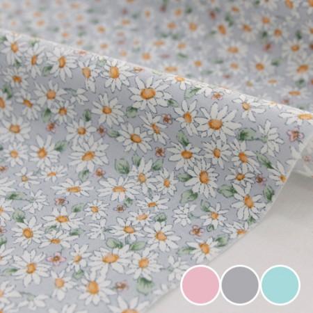 20织造纺织品)粉彩花(3种)