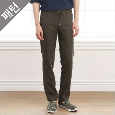 图案 - 男士)男士裤子[P658]