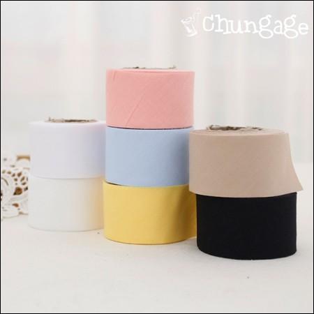 棉混纺4厘米偏压)混合系列(9种)