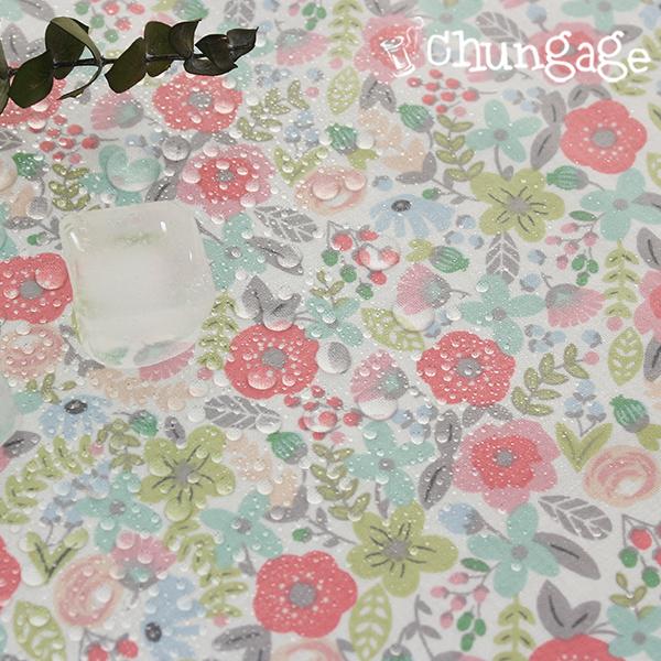 无毒,防水织物TPU叠层织物)与伯爵茶花