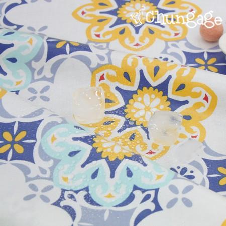 无毒,防水织物TPU层压织物)蓝黄玉