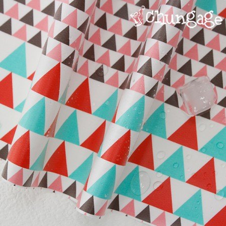 防水面料无毒TPU层压布)三角形