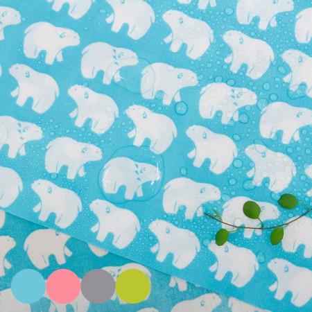 层压板)北极熊(4种)