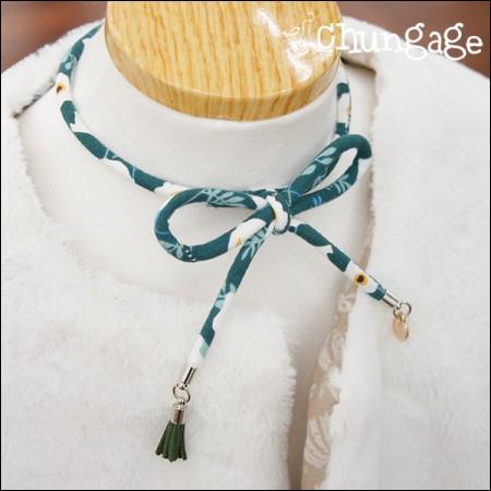 织物串字符串管道翻转纯茶花(3麻)