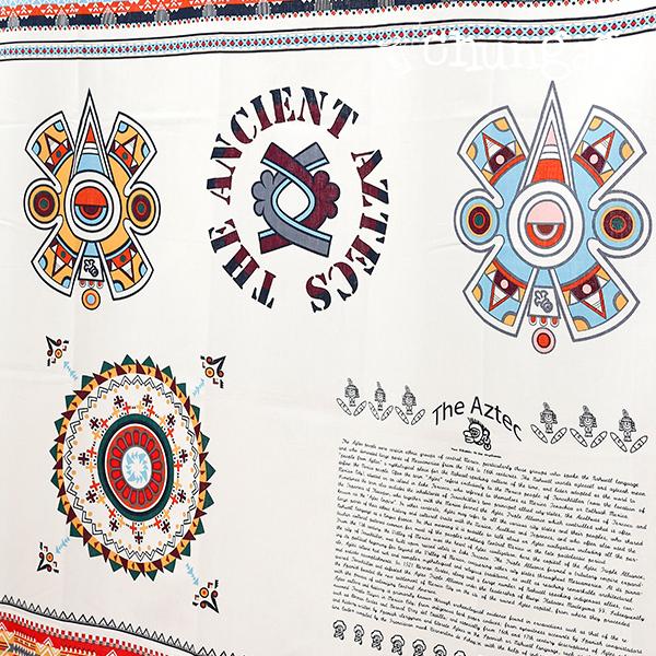 30纬编平纹纸)Aztec Koko
