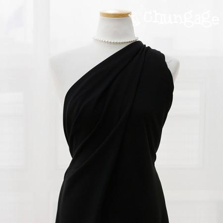 波拉织物)简单的黑色
