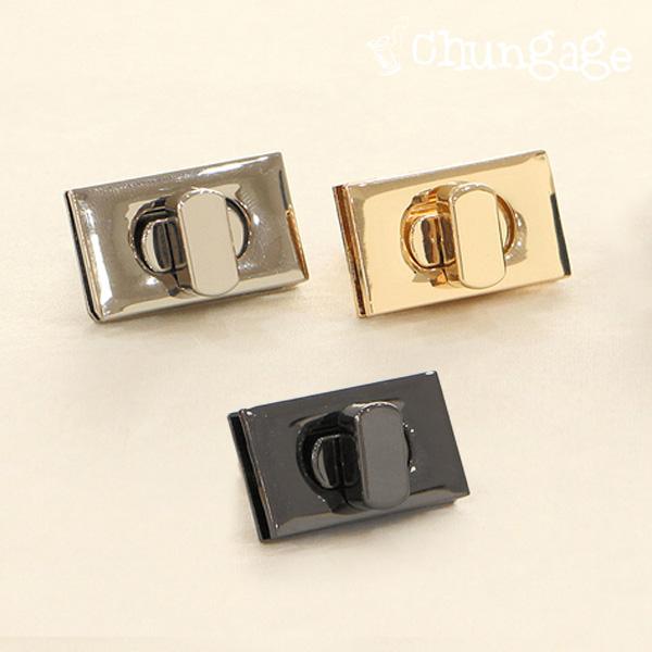 基本锁定方形锁3厘米袋(3种)