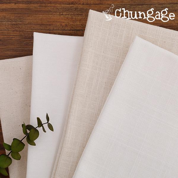 布料包法国刺绣包布10,7号棉布法国千人1/4麻(4包)