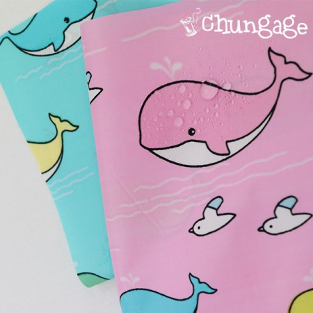 (Dupo防水布)鲸鱼梦(2种)