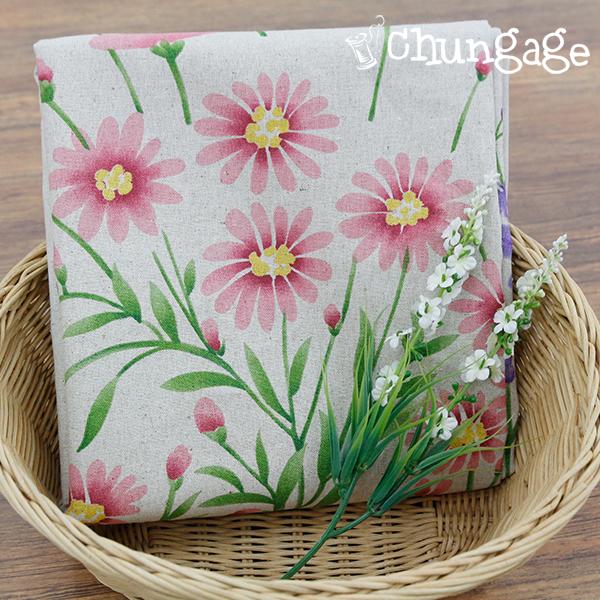显著 - 亚麻11男teuji)野生花卉