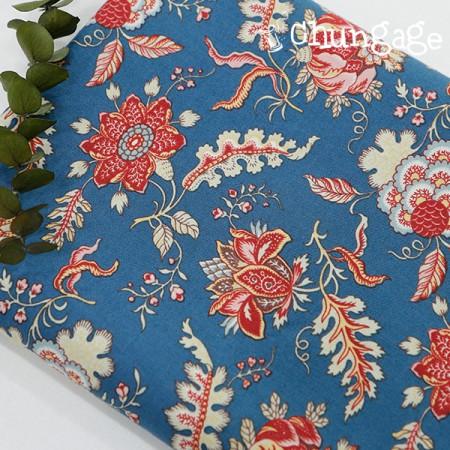 棉花20)蓝色的形式