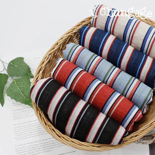 Great-Yoru-asa)古色古香的条纹(5种)