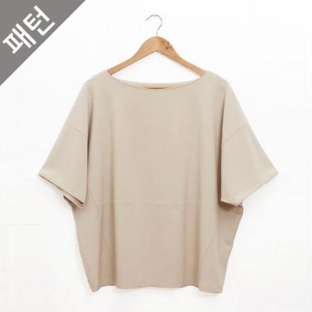 图案 - 女)女衬衫/大码[P878]