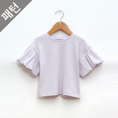 图案 - 儿童)儿童T恤[P1090]