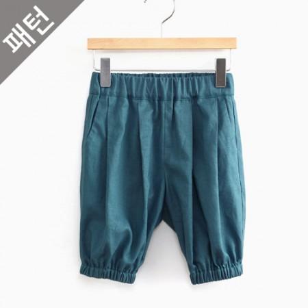 图案 - 儿童)儿童裤[P1064]