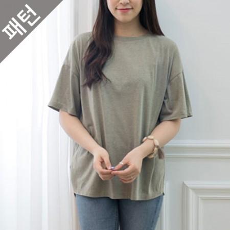 图案 - 女装)女装Polo衫[P1065]