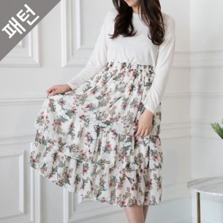 图案 - 女装)女装裙子[P1050]