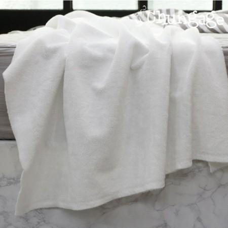 超细纤维织物5毫米最好貂显著)白色(模糊不清)