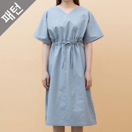 图案 - 女)女连衣裙[p1094]