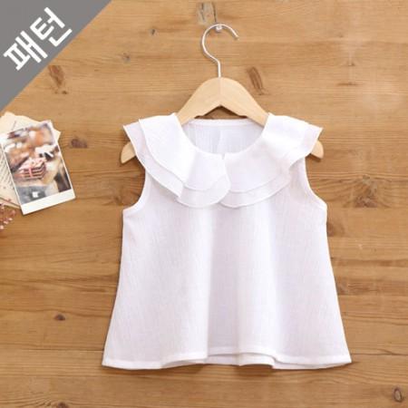 图案 - 儿童)儿童女衬衫[P1086]