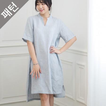 图案 - 女)女连衣裙[P1079]