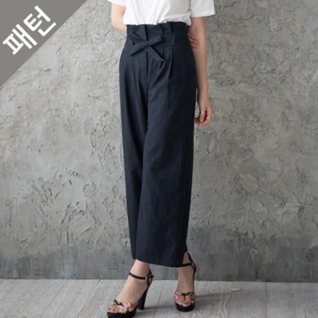 图案 - 女)女裤子[P1077]