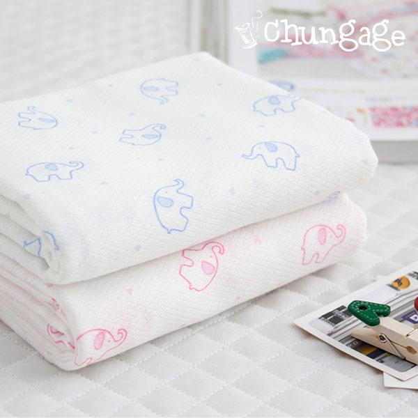 尿布切)婴儿大象(2color)