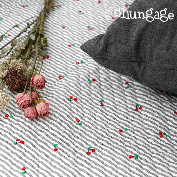 棉20水平直发织物)樱桃牛奶