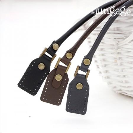 袋手提袋挂绳皮革手柄现代手柄(3种)[B001]