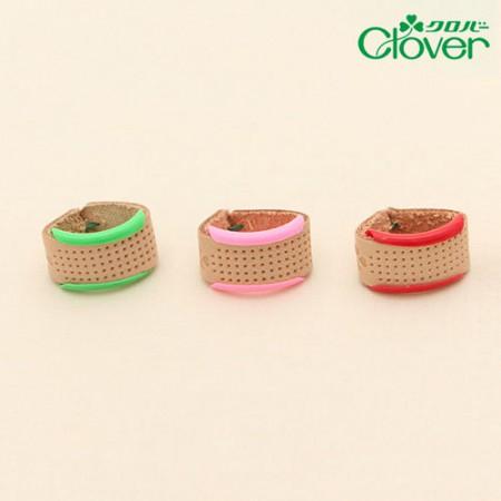 顶针三叶草皮革环顶针3颜色设置