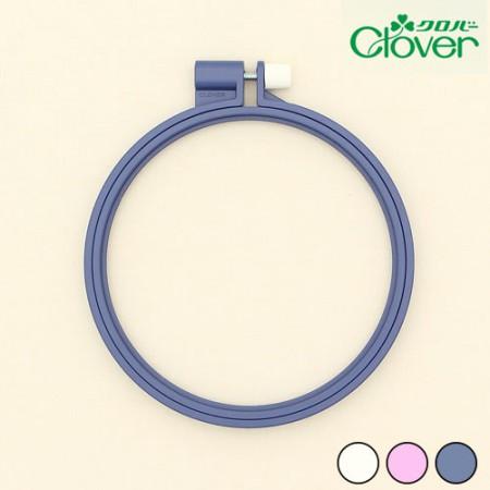 法国刺绣Crouba塑料彩色形状12厘米(3种)