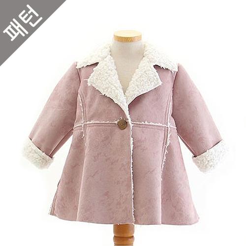 图案 - 儿童)儿童外套[P501]