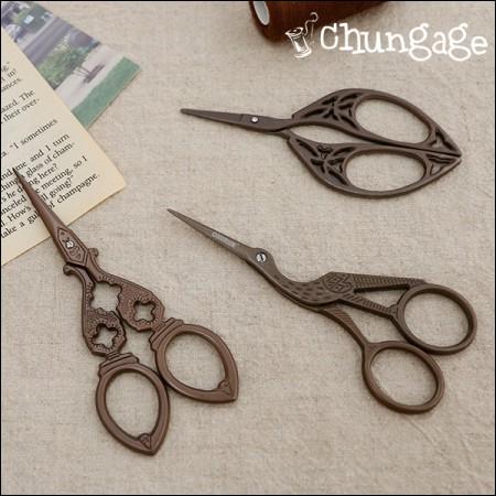 法式刺绣剪刀刺绣剪刀(三种)