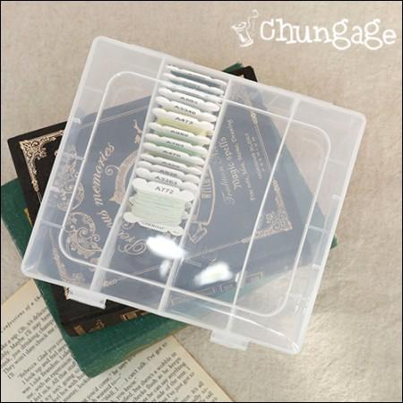 法国刺绣线盒