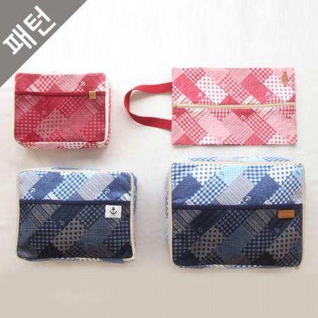 袋图案旅行袋[P909]