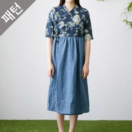 服装图案服装图案女装韩服[P1121]