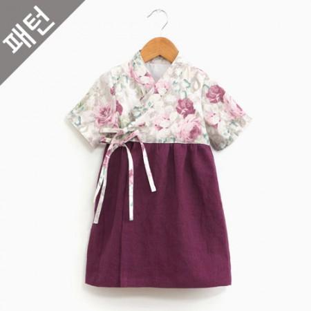 服装图案服装图案儿童韩服[P1116]