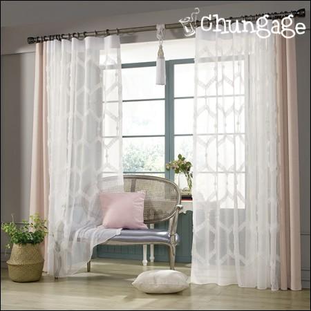 宽绣窗帘纸)