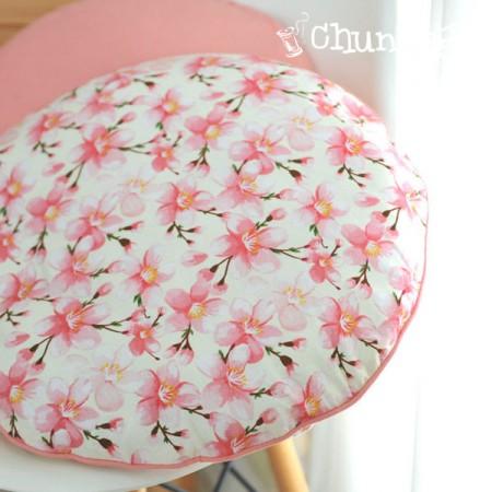 最好的DTP20织物)浪漫的樱花