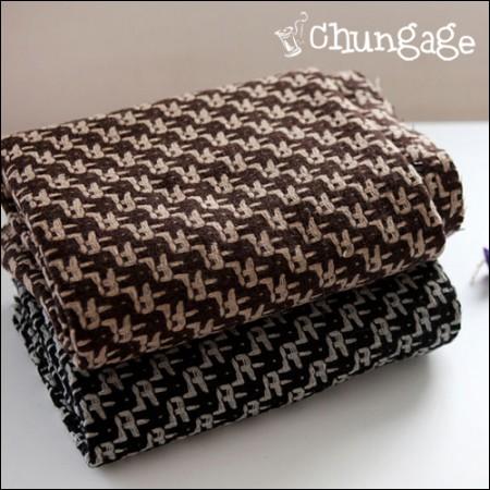宽屏 - 羊毛混纺羊毛)经典冬季(2种)