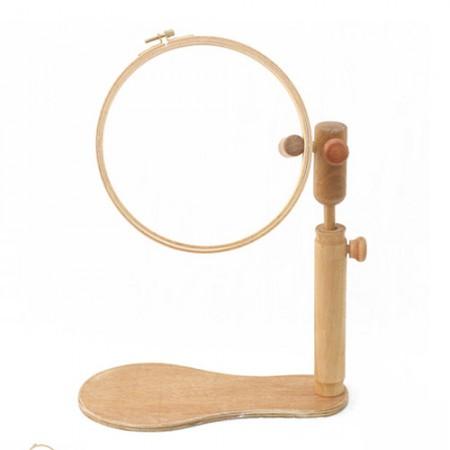 法式刺绣工作室支架刺绣架21cm