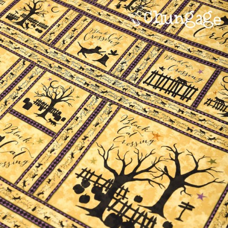 20平纹编织纸)黑猫(米色)
