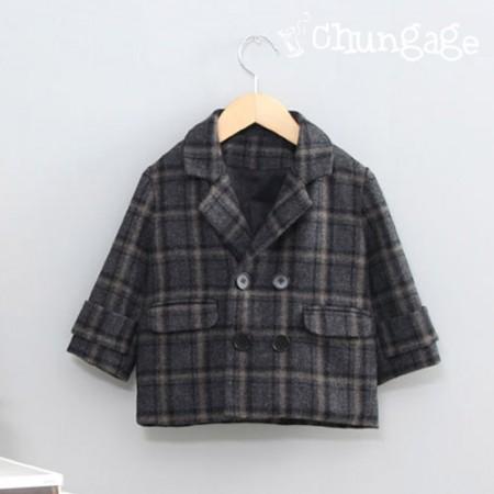 衣服图案儿童夹克服装图案[P1155]