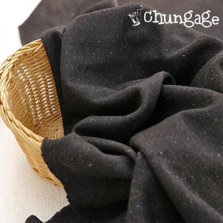 大 - 羊绒)混合黑色