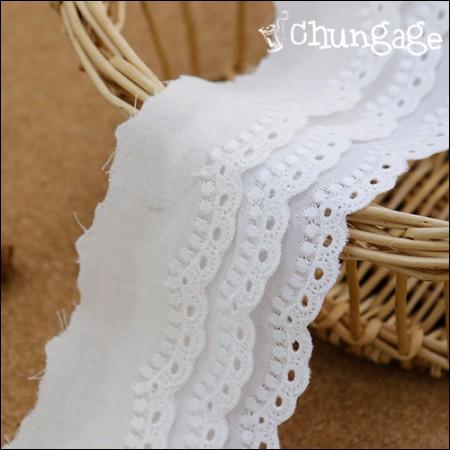 棉花蕾丝棉085点线(3种)