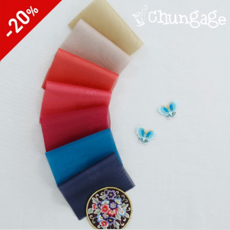 "韩服面料芝麻布(7种) <div style=""display:none""> Hanbok Fabric / Hanbok Cloth / Hanbok / Fabrics /布料/ Shopping Mall </div>"